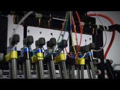 LEGO Sequencer - Monotron & MaKey MaKey - YouTube
