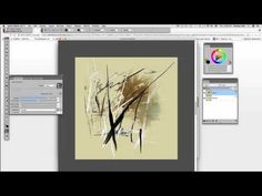 Passion for Art: Expressive Landscape Painting with just one brush