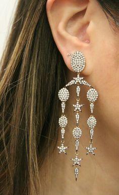 Silver and diamonds www.nesluxury.com