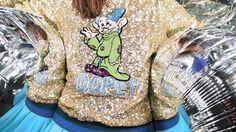 Disney x Mary Katrantzou for Colette Mary Katrantzou, Graphic Sweatshirt, Sweatshirts, Disney, Sweaters, Outfits, Fashion, Moda, Suits