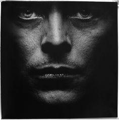 Bowie by Victor Skrebneski, 1978  - From the book Skrebneski Portraits: A Matter of Record (1978)