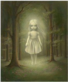 Mark Ryden ghost girl 62