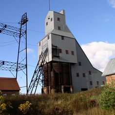 """America's first mining boom began as prospectors and speculators rushed to mine deposits of native copper along the Keweenaw Peninsula. For 99 years it mined the Pewabic Lode and its impressive string of dividends earned it the name of """"Ol Places Around The World, Around The Worlds, Portage Lakes, Keweenaw Peninsula, Engine House, Concrete Building, House On The Rock, Upper Peninsula, Group Tours"""