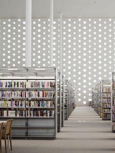 Biblioteca Kanazawa Umimirai