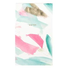 Confetti pocket notepad by NUNUCO® #notepad #nunucodesign Confetti, Stationery, Notebook, Pocket, Crafts, Craft Ideas, Random, Design, Stationery Shop