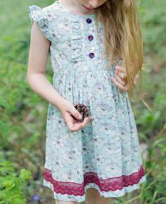 Matilda Jane Clothing, Satine Dress for E