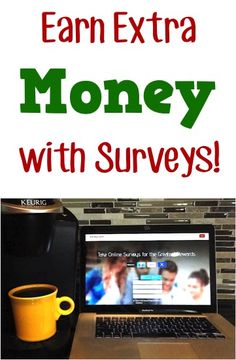 Earn Extra Money with Surveys!! - check out this list of legitimate top survey sites that pay cash and free gift cards for taking surveys!