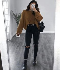 Outfit by . … Outfit by . …,Style Outfit by . … 🌹🌹🌹 Outfit by Rubilove . jacket outfit ideas with camo pants fashion outfits outfits Cute Fall Outfits, Winter Fashion Outfits, Fall Winter Outfits, Look Fashion, Autumn Fashion, Summer Outfits, Fall Outfits For Teen Girls, Dress Summer, Womens Fashion