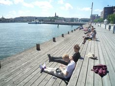 waterfront gotenborg