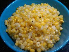 Michele's Woman Cave: Parmesan Fried Corn