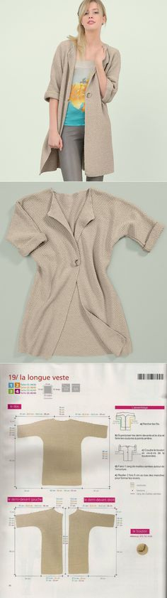Jacket pattern Без заголовка.