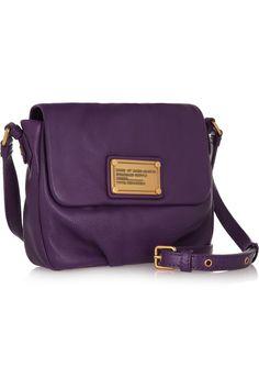 26437793e654 Marc by Marc Jacobs - Classic Q Isabelle leather shoulder bag
