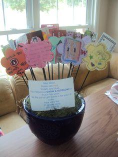 Teacher Appreciation Gift Card Bouquet :)