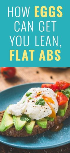 Whether it's a flat, firm stomach or sexy six-pack you're after, one thing is true: Abs are made in the kitchen. This isn't something I read in a book, but rather a reality I've had to practice to keep my abs and body in the shape that I want. Click to see the egg secrets you need.