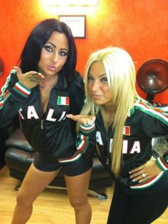 Black Italia Jacket as Seen on TV