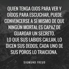 #sabiduría #psicoanálisis #psicología #freud #quotes