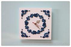 - 로얄 코펜하겐 - 덴마크를 대표하는 도자기 브랜드입니다. 시계만들기인 이번주 과제.. 선생님의 시계디...