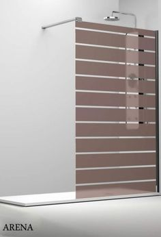 Profiltek Profiltek Dekordusche Belus Duschwand 8 mm Bold