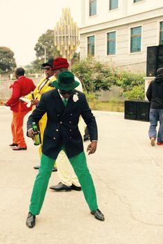 Modern Gentleman, Gentleman Style, Suit Fashion, Mens Fashion, Fashion Outfits, Kitenge, Dandy, Styles Ankara, Congo Brazzaville