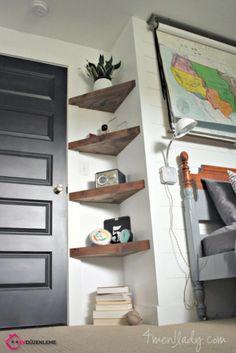 Aynı zamanda evinize birkaç girintili raf da eklemeyi düşünebilirsiniz. Diğer bir seçenek ise girintili dolaplar kullanmak olabilir. Bunlar dışında elektrikli ısıtıcınızın içinde de oldukça dayanık…