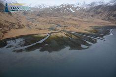 #Kisselen Bay is  0.8 miles across, part of #Beaver Inlet, on east #coast of #Unalaska Island, Alaska, USA.
