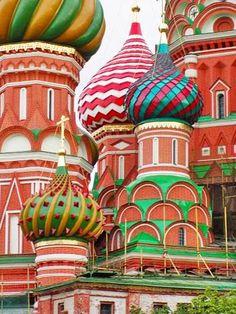 St Basil - Russia