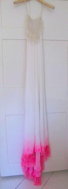 ryan roche custom made wedding dress