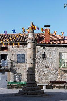 Rollo de Muñotello. Ávila.