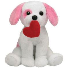 Amore the Dog   Beanie Babies