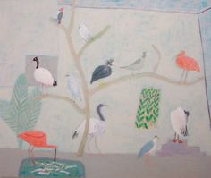 The aviary London zoo - Emma McClure