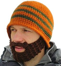 9476de37094eb Free Crochet Beard and Hat Patterns