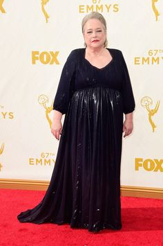 Pin for Later: See Every Star on This Year's Emmys Red Carpet! Kathy Bates