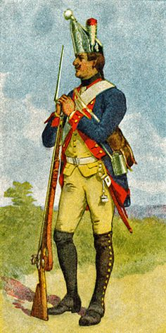 """(Economy)-  In 1760-1785, Frederick II, ruled as an enlightened despot. To improve country's economy, he rented soldiers called """"Hessians"""" (soldiers) to raise money. He sent these soldiers to the U.K. to fight the American Revolutionary War against the Americans. Frederick II got central control of the army by using cameralist plans."""