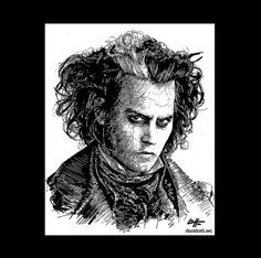 Hey, I found this really awesome Etsy listing at https://www.etsy.com/listing/180239505/print-8x10-sweeney-todd-johnny-depp