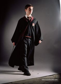 Harry Potter and the Order of the Phoenix promo shot of Daniel Radcliffe