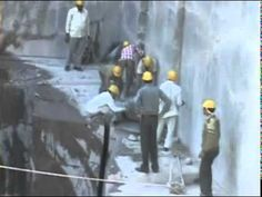 Watch the marble mines video. Aspura mungar mines.