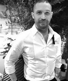 Tom Hardy Cannes may 2015 black tie ... Take it off, Tommy. Take it all off ❤