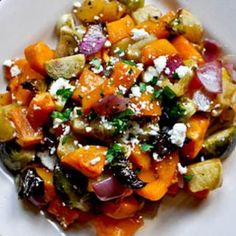 Warm Autumn Salad - The Best Recipes from Our Favorite Healthy Food Blogs - Shape Magazine