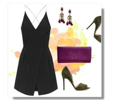"""""""Rester"""" by claire-petzi on Polyvore featuring mode, Topshop, Prada, summerdate et rooftopbar"""