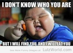 Fat Asian Kid Will Find You And Eat N