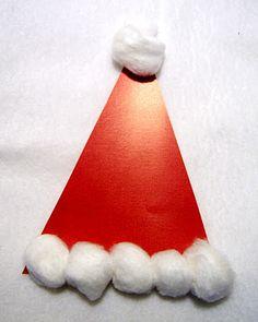 o barrete do pai natal