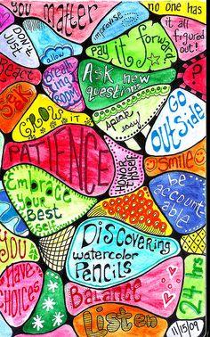 Art journal inspiration ideas doodles draw 51 Ideas for 2019 Journal D'art, Art Journal Pages, Art Journals, Journal Ideas, Journal Themes, Journal Cards, Visual Journals, Creative Journal, Kunstjournal Inspiration