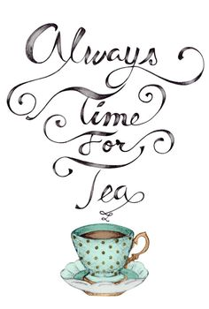 Make time for good tea and good times will make time for you | drinkbhakti.com