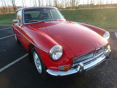 MGB GT 1974 FERRARI RED £7,000 + EXPENDITURE COMPLETED DEC 2013 STUNNING | eBay