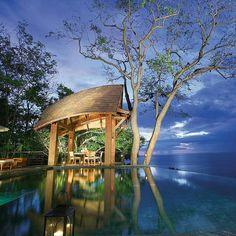 Four Seasons Resort & Spa - Costa Rica.   ASPEN CREEK TRAVEL - karen@aspencreektravel.com | #Costa_Rica  #Travel