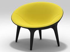 Philippe Starck  S.T. Strange Thing Lounge chair  Cassina