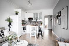 Un mini îlot dans une cuisine - PLANETE DECO a homes world