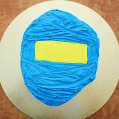 How to create a Ninjago cake...the easy way!