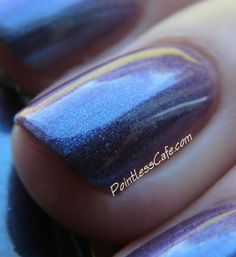 butter LONDON Petrol - Swatches and Review | Pointless Cafe
