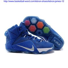info for 37759 0cf39 Buy 2015 Cheap LeBron 12 Blue LeBron James New Nike Mens Basketball Shoes  from Reliable 2015 Cheap LeBron 12 Blue LeBron James New Nike Mens  Basketball ...